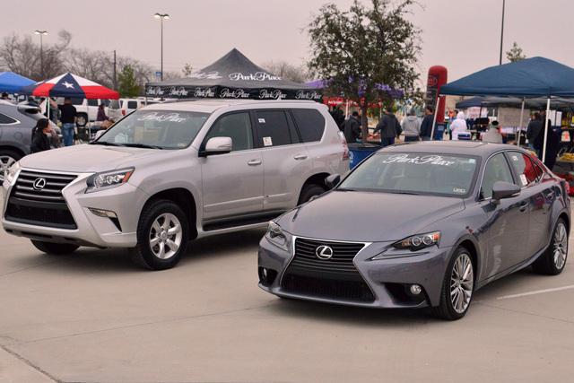 Park Place Lexus Plano Sponsors Feb. 25 Allen ISD Eagle Run   Allen Online  Local News   BubbleLife, TX