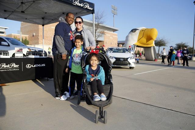 Park Place Lexus Plano Supports Allen Eagle Run   Allen Online Local News    BubbleLife, TX
